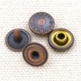 Медная заклепка металла для джинсыов верхнего сегмента