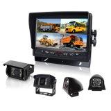 7-Inch TFT LCD Bildschirmanzeige, video Input 4-Way und Vierradantriebwagen-Ansichten