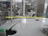 Tipo rotatorio automático máquina de rellenar medidora de las latas del polvo de la proteína
