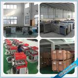 Máquina del fabricante del caramelo de algodón del gas de la venta de la fábrica de China