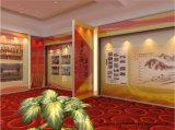 Contexte de mur d'étalage d'événement d'anniversaire d'état