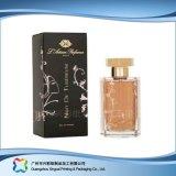 Produit de beauté de papier estampé bon marché d'emballage/cadre de empaquetage de parfum/cadeau (xc-hbc-014A)