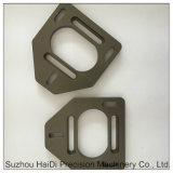 Части CNC точности подвергая механической обработке с различным металлом