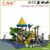 Fabrik-Preis-Plastikim freienspielplatz für Kinder
