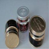 опарник любимчика 50ml пластичный круглый косметический Cream с алюминиевой крышкой 50g