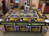 魚のハンターのゲーム・マシンの魚のハンターのゲームのキャビネットの卸し売り製造者