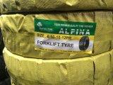 Gabelstapler-Gummireifen mit Garantie-QualitätsAlpina Marke Avaiable