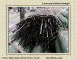 304 de roestvrij staal Gelaste Buis van de Precisie