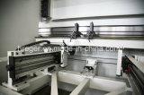 Dobladora del CNC con el eje 4