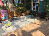 Azulejo al aire libre del Decking de la porcelana del jardín de DIY con la base del PE