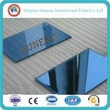 vidrio unidireccional reflexivo azul de 6m m con un grado Quanlity