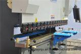 We67k 125t/3200 elektrohydraulische Doppelsynchrone CNC-verbiegende Servomaschine