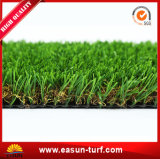 Erba artificiale di alta qualità di verde di prezzi all'ingrosso per la decorazione