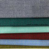 Poco sobretodo de la tela de las lanas de Houndstooth