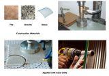 Galvanisierte Diamant-Kernbohrer-Bits für Glas