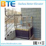 Hydraulischer Rollstuhl-Aufzug für untaugliche Personen mit konkurrenzfähigem Preis