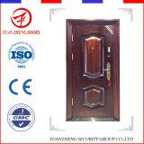 Indische Haus-Hauptleitung konzipiert dekorative Stahlsicherheits-Türen