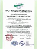 De Customed Djw/Sjw de série de micro-ordinateur régulateur/stabilisateur à C.A. Vcoltage de contact non