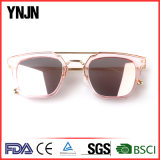 Ynjnの最新のファッション5カラー良質の正方形のサングラス