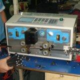 Hohe geraderichtender und schneidener u. Kabel-Abisoliermaschine Präzisions-automatischer Draht