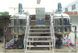 Depósito de fermentación del yogur, el tanque de mezcla de la leche