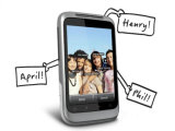 De geopende Originele Mobiele Slimme Telefoon van de Cel G13 (wildfire s)