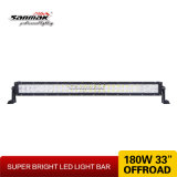 10-30V 33''180W Auto Parts 4X4 Offroad LED Light Bar