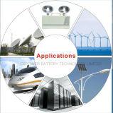 Bateria 180ah da fonte de alimentação da bateria 12V da potência solar da manufatura