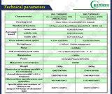 Biologischer Sicherheits-Schrank Sugold der Kategorien-II