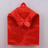 Мешок тенниски доказательства утечки рециркулированный HDPE пластичный