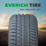 O carro monta pneus 195 60r15/185 pneumático do PCR 65 R14 com Bis, Inmetro, alcance e GCC