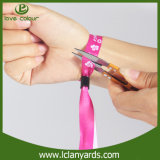 Wristband pazzesco stampabile di sublimazione su ordinazione per il randello