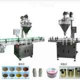Máquina de rellenar del polvo de la proteína de la aptitud de la especia del condimento