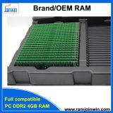 Ett откалывает ручку RAM настольный компьютер 4GB DDR2 800MHz PC2-6400