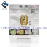 Zak van de Verpakking van de Folie van het aluminium de Vloeibare met de Bovenkant van Spuiten