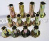 ribattino tubolare DIN7338c del rivestimento dei freni di 8X22mm
