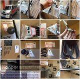 De originele Filter van de Olie van de Motor Geinue Daewoo/Doosan P/N: 65.05510-5026b/5032A