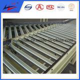 Ролик гальванизированный нержавеющей сталью для ленточного транспортера