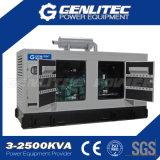 Diesel insonorisé de groupe électrogène de Genset 320kw 400kVA Cummins de cordon (GPC400S)