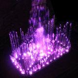LEDの薄い色の可変性の噴水音楽的な水噴水