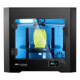 Impresoras duales del estirador 3D de la nueva impresora de la mesa 3D de Ecubmaker (negro)