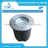 9Wステンレス鋼IP68は12V LEDの水中ライトを防水する