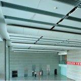 Алюминий украшения материальный подгонял художнический потолок для пользы Hall