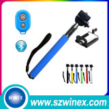 Colorful  Selfie  Stick  with  Wireless  для iPhone и Android телефона