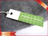 Бирка картона бумажная для одежды (PP-HT-47)