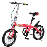 Hohes Qyality Kohlenstoff-Taschen-Fahrrad (ly-a-7)