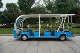 72V 5500W Batterieleistung-elektrischer Passagier-touristisches Auto für die Besichtigung mit Cer-Zustimmung in Changzhou