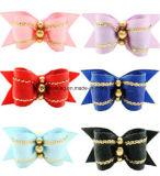 Adorable Cute Pet Bows, Fashion Dog Hair Clip Bow
