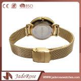 元の標準的な様式の手首の傾向デザイン水晶腕時計