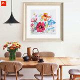 Watercolour цветет печати холстины для дома